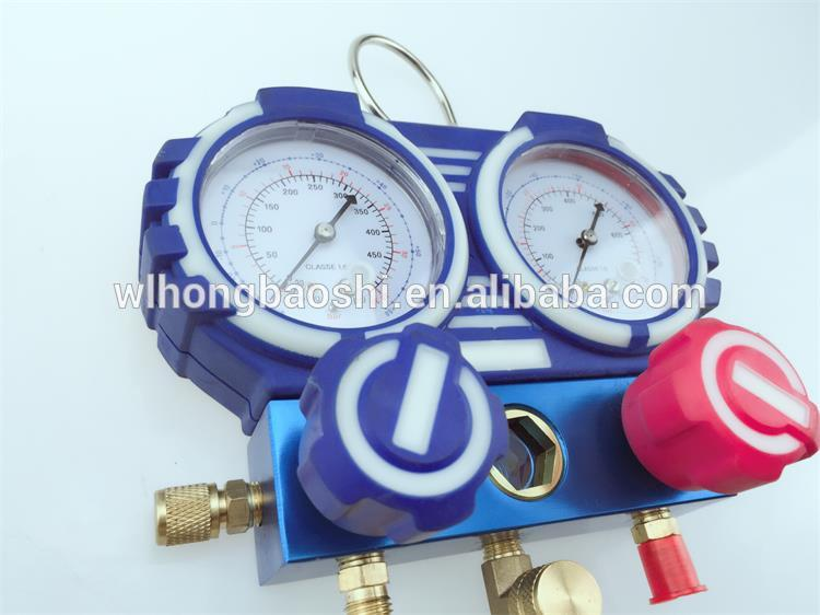 vacuum pump tools with r410a Manifold Gauge