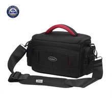 Large Capacity Multi-function Waterproof Anti-shock SLR/ DSLR Camera Bag