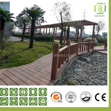 Hollow Particle Board/Hollow/ Composite DeckingOutdoor Deck Floor Covering