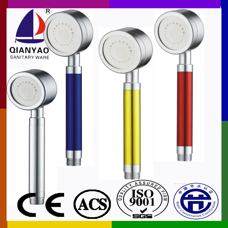 C-018 Cixi Qianyao aluminium alloy Vietnam good selling garden shower head