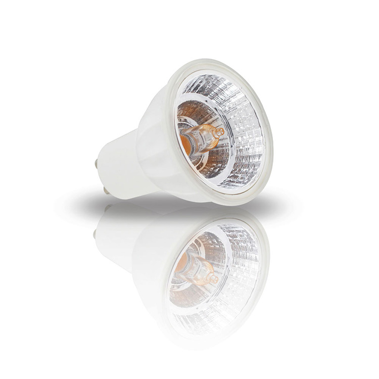 Dimmable Led spot lamp 3W 5W 6W 90CRI GU10 MR16 Led spotlight price