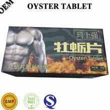 Herbal sex product maca tablet, male product
