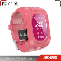 New style gps mobile phone Y3 smart watch with gps locator sos for kids HL086