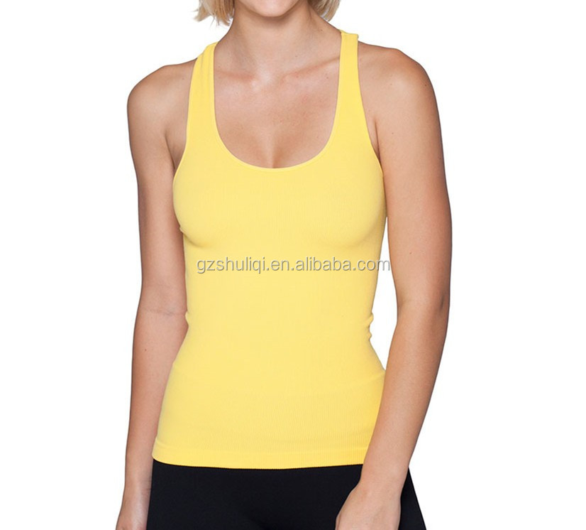 2016 Newly Young Stripe Women Sport Tank Top