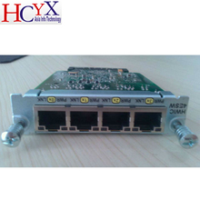 New Original Cisco router module HWIC-4ESW