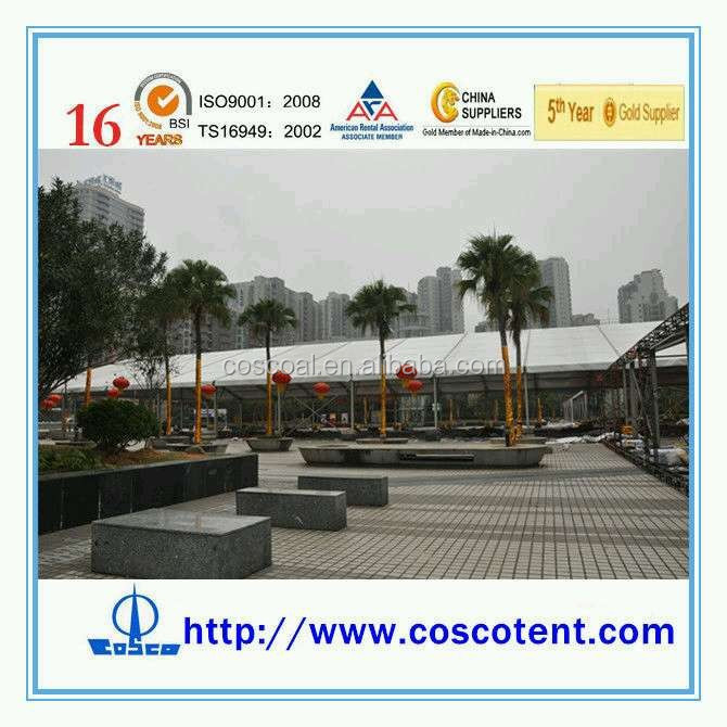 Cosco Flame Retardant, Waterproof, allowed wind speed at 100km/h PVC Tent