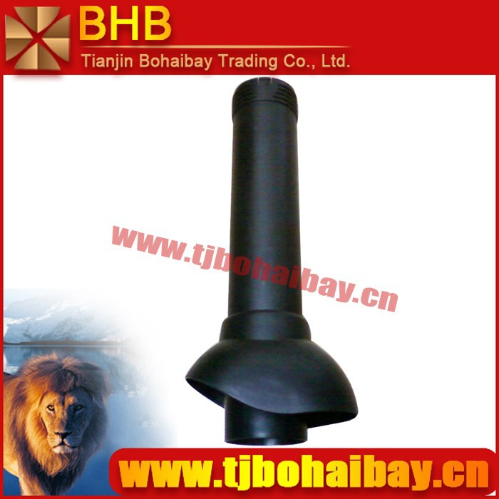 Black insulated ventilation pipe with low price