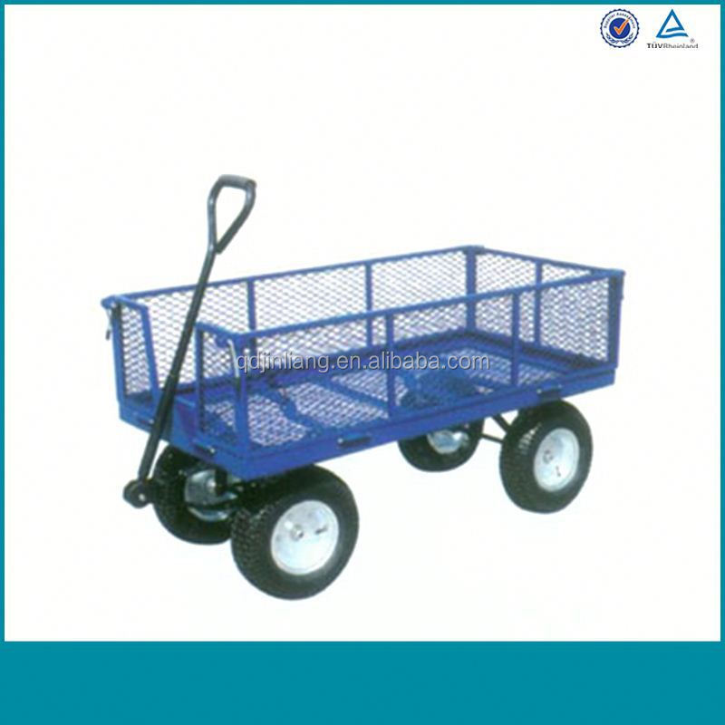 Hand Pull Wagons Made In China