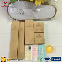 Hot Selling 5 Star Luxury Disposable Hotel Toiletries,Hotel Amenities, Luxury Hotel Supplies