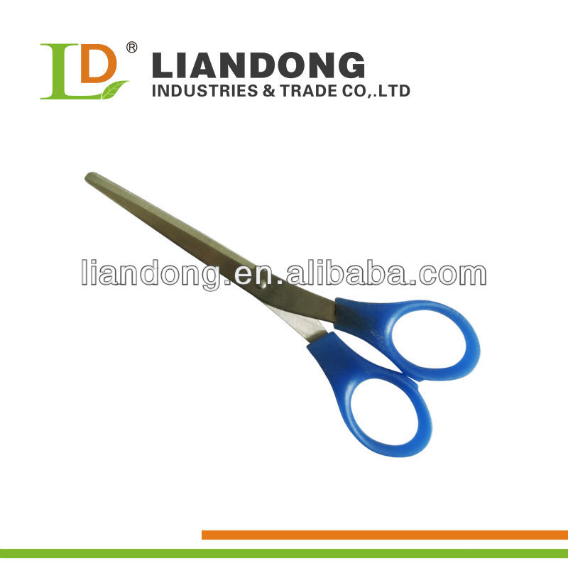 High quality stainless steel utility scissors with safety cover