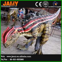 Mechanical Adult Realistic Dinosaur Costume