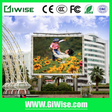 Best seller RGB full color outdoor P10 DIP LED screen module for big commercial board