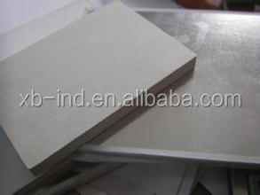 high density grey 15mm Rigid pvc sheet for engineering plastic