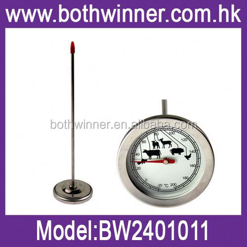 frothing milk thermometer ,H0T096 bimetal chicken thermometer