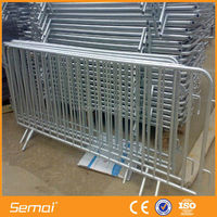 China hot sales metal galvanized temporary fence expandable barrier type factory low price(professional manufacture)
