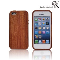 China Manufacturer Natural wood wood for iphone 5 hard shell case
