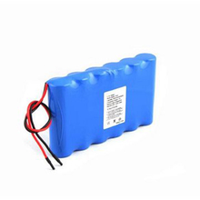 High voltage 18650 battery 22.2V 2200mAh rechargeable lithium aa batteries