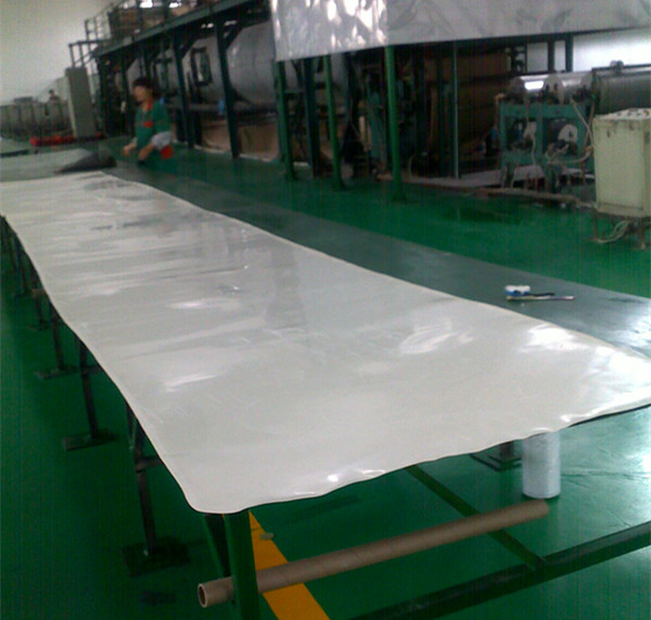 Superior Product FDA White NBR Rubber Sheet For Food And Medical Business