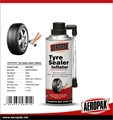 Efficient Tubless Tyre Sealer fix inflator