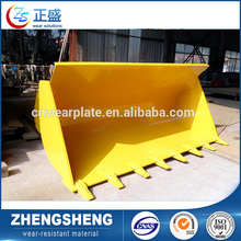 Direct suppliers good price earthmoving loader bucket