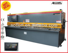 2013 new rock bottom price sheet shearing machine