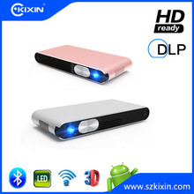 Hottest 1280*720 DLP Mini Projector K1 with WIFI HDMI 3D