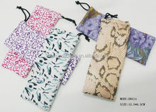 golf tee pouch,velvet product pouches  New Products cotton drawstring pouch