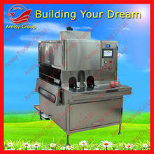 Best quality AMS-FC5-1 automatic fruit peeling machine with CE (video avaliable)