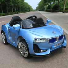 2016 factory wholesale car toy kids electric car battery operated toy car for kids
