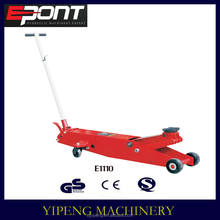 hot sale 3 ton long floor hydraulic car jacks/trolley jacks