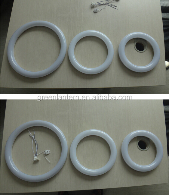 11w 12w 18w t9 led circular replacement tube / 12w g10q led circular tube light
