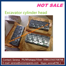 excavator engine cylinder head for Caterpillar 3304 3306 3406