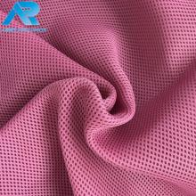 Double color polyester stretch sport air mesh fabric for sailcloth