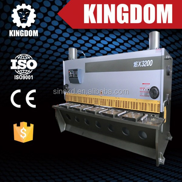 KINGDOM electric metal cutting shears