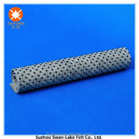 Dotted nonwoven,also called pointed nonwoven and anti slip nonwoven fabric