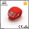 Silicon Bike Bicycle Light Led Brilliant Waterproof Cycling Beetle Warning Light Led Front Tail Flash Lamp Led Rear Lights