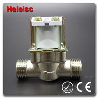 Water dispenser solenoid valve electric water valve 1 1/2 inch irrigation solenoid valve with flow control