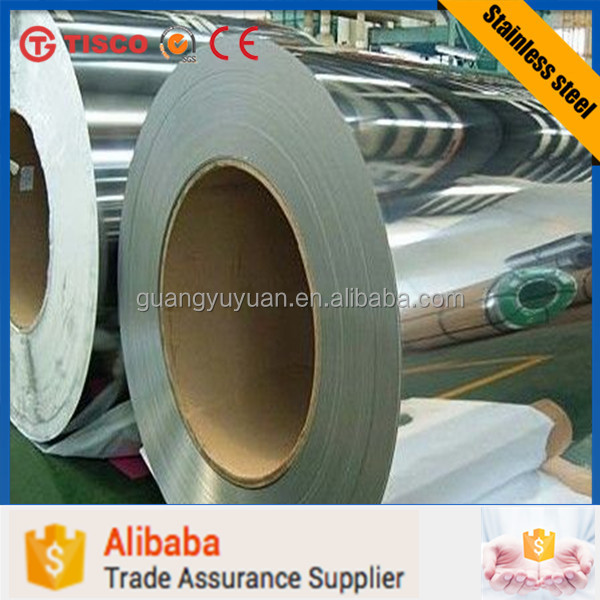 Stainless steel circle cold rolled sus 430 201 202stainless steel coil