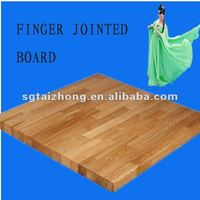 Higher quality Rubber Finger Joined Boards