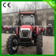 china big 4WD farm Ford tractor with powerful engine prices