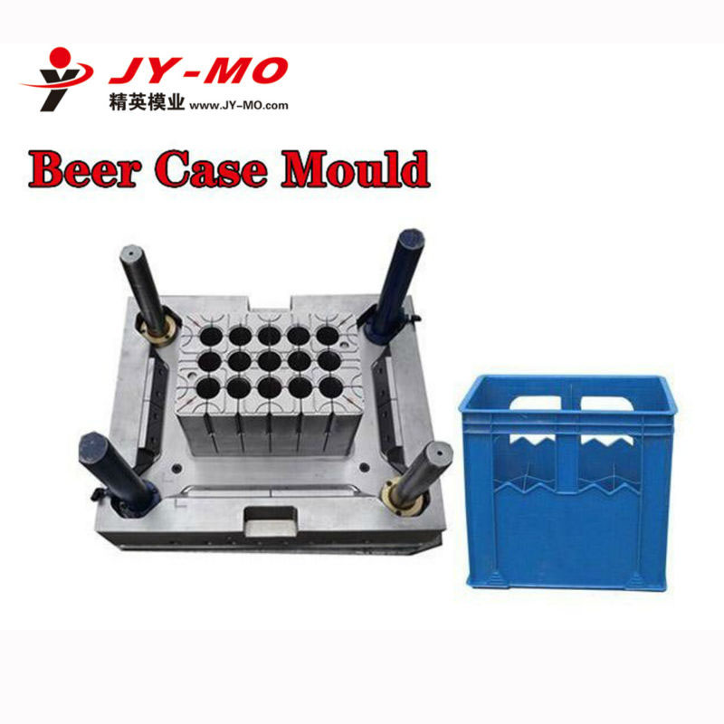 beverage crate plastic mould,24 bottles beer crate mould