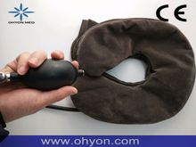 inflatable cervical traction device with ISO/CE