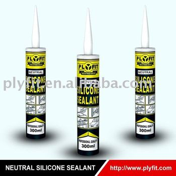different color silicone sealant