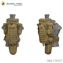 3 Color Comfortable Every Day Carry Large Tactical Military Padded Rifle Case Backpack