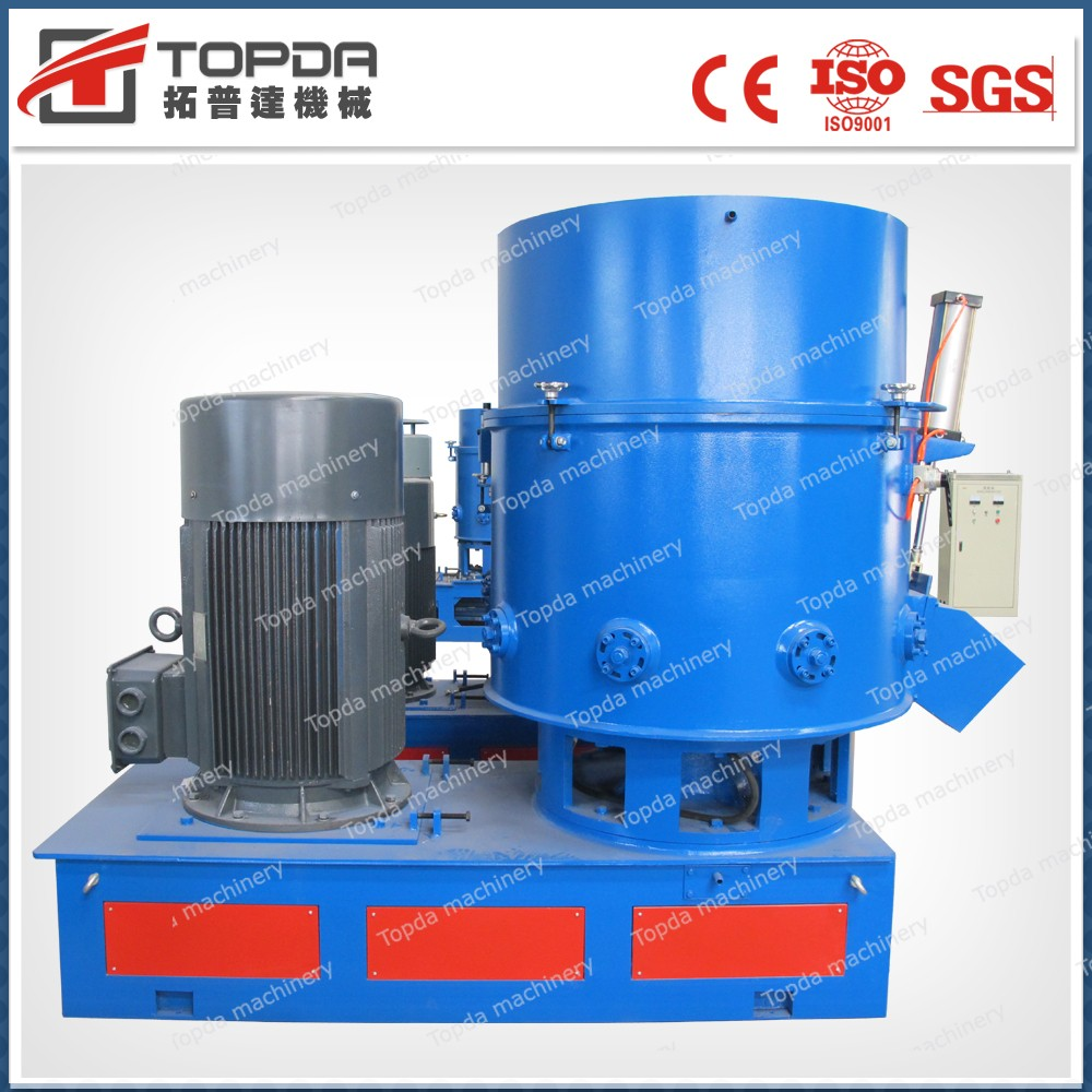Densifiers, Agglomerator for Plastic Film and Fiber