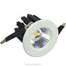 Mini COB downlight recessed 5w LED Down light with cut out 60mm