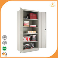 steel cabinet office furniture korean 4 shelve modular xxxn storage cabinet glass door metal filing cabinet metal locker