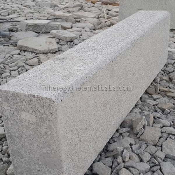 cheap price kerb stones cut pieces