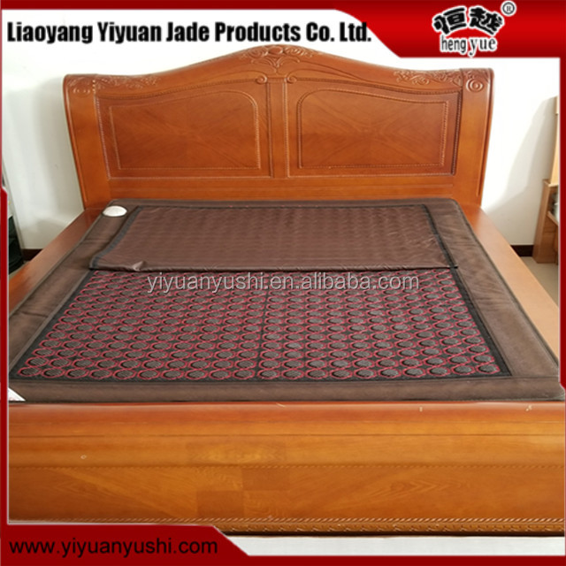 Appropriate price no noise germanium bead mattress