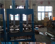 Commercial Industrial Double-Mold Hydraulic Tire Curing Press